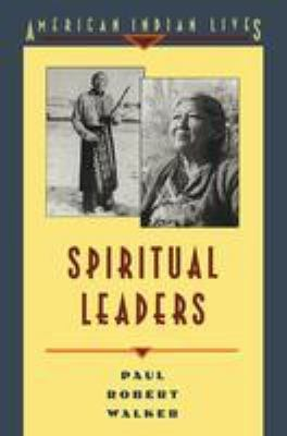 Cover image for Spiritual leaders