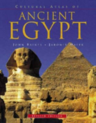 Cover image for Cultural atlas of Ancient Egypt