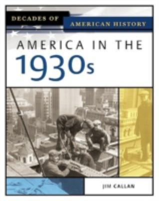 Cover image for America in the 1930s