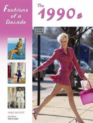 Cover image for Fashions of a decade. The 1990s