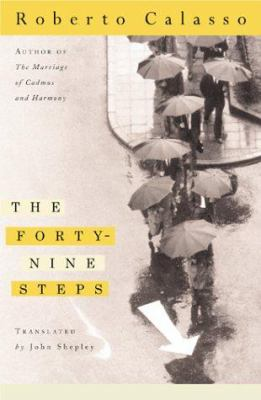 Cover image for The forty-nine steps