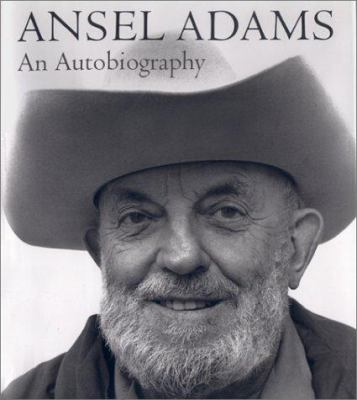 Cover image for Ansel Adams : an autobiography