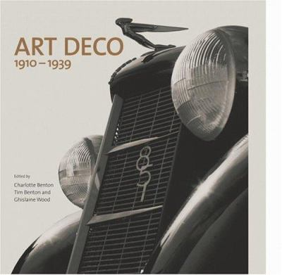 Cover image for Art deco 1910-1939