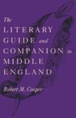 Cover image for The literary guide and companion to Middle England