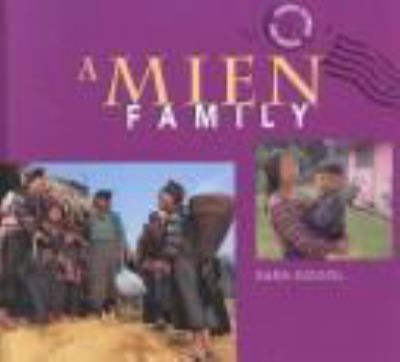 Cover image for A Mien family