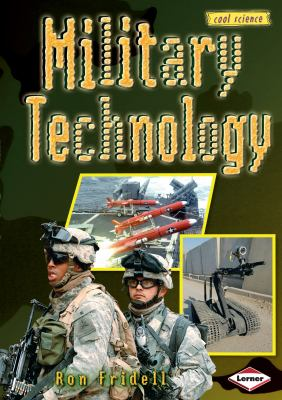 Cover image for Military technology