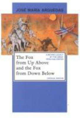 Cover image for The fox from up above and the fox from down below