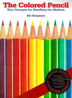 Cover image for The colored pencil