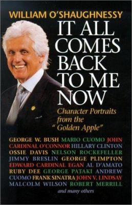 """Cover image for It all comes back to me now : character portraits from the """"Golden Apple"""""""
