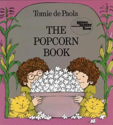 Cover image for The popcorn book