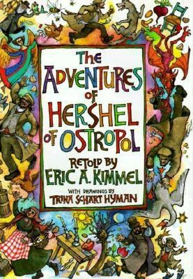 Cover image for The adventures of Hershel of Ostropol
