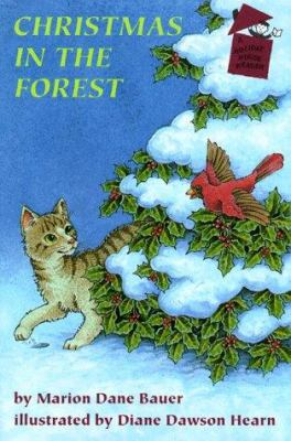 Cover image for Christmas in the forest