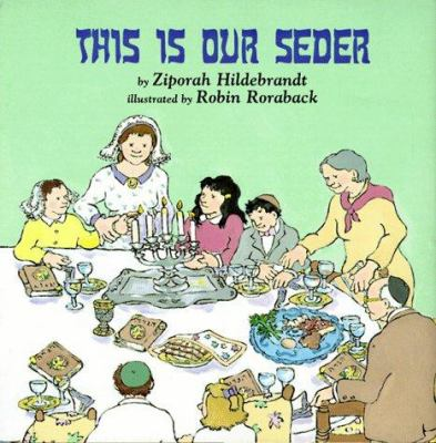 Cover image for This is our Seder