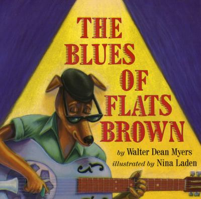 Cover image for The blues of Flats Brown