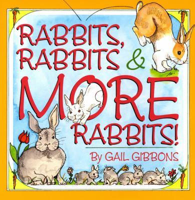 Cover image for Rabbits, rabbits, & more rabbits!