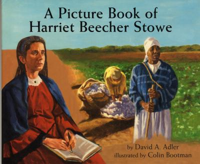 Cover image for A picture book of Harriet Beecher Stowe