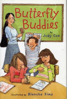 Cover image for Butterfly buddies