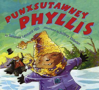 Cover image for Punxsutawney Phyllis