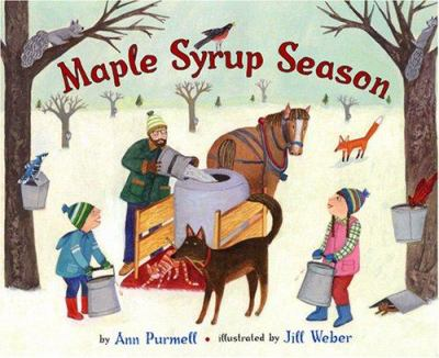 Cover image for Maple syrup season