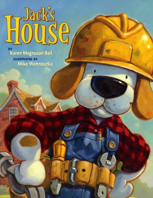Cover image for Jack's house