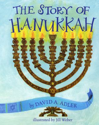 Cover image for The story of Hanukkah