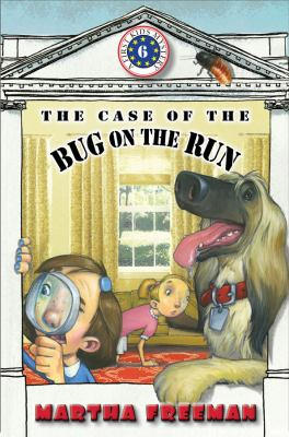 Cover image for The case of the bug on the run