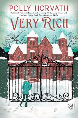 Cover image for Very rich