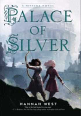 Cover image for Palace of silver : a Nissera novel