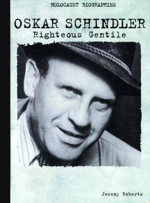 Cover image for Oskar Schindler : righteous gentile