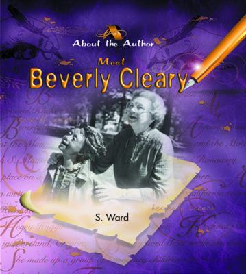 Cover image for Meet Beverly Cleary