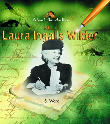 Cover image for Meet Laura Ingalls Wilder