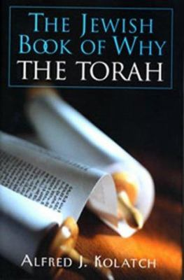 Cover image for The Jewish book of why--the Torah