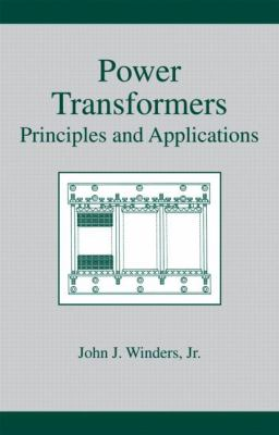 Cover image for Power transformers : principles and applications