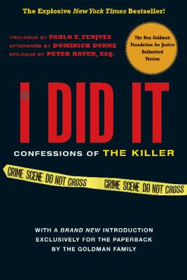 Cover image for If I did it : confessions of the killer