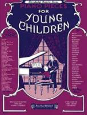 Cover image for Piano pieces for young children