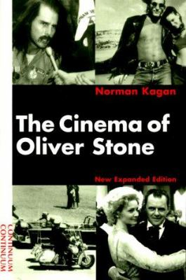 Cover image for The cinema of Oliver Stone