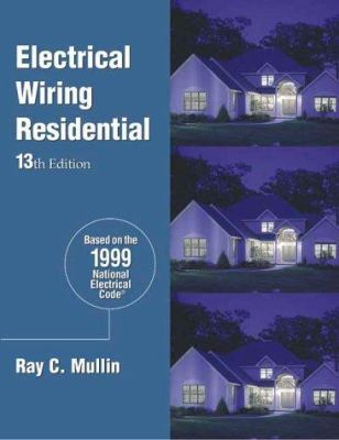 Cover image for Electrical wiring, residential
