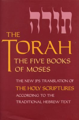 Cover image for The Torah : the five books of Moses.