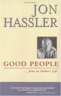 Cover image for Good people : ... from an author's life