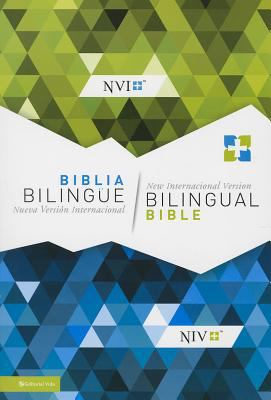 Cover image for Biblia bilingüe : Nueva Versíon International, NVI = Bilingual Bible : New International Version, NIV.