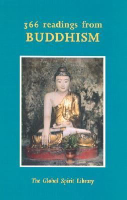 Cover image for 366 readings from Buddhism