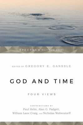 Cover image for God & time : four views