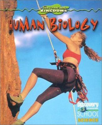 Cover image for Human biology.