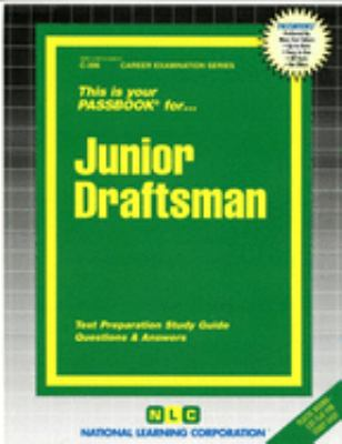 Cover image for Junior draftsman.