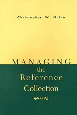 Cover image for Managing the reference collection