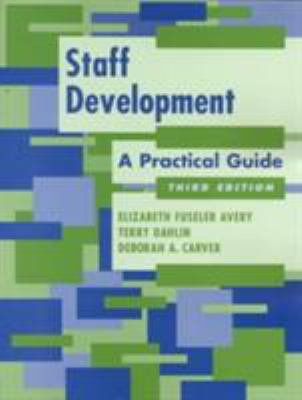 Cover image for Staff development : a practical guide