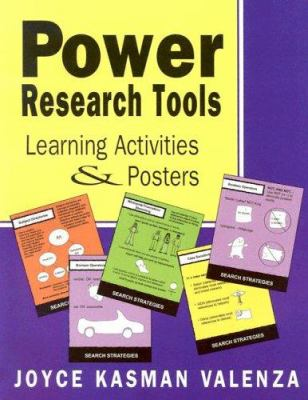 Cover image for Power research tools : learning activities & posters
