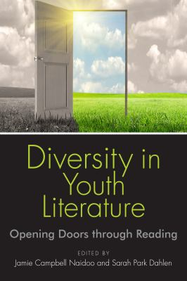 Cover image for Diversity in youth literature : opening doors through reading