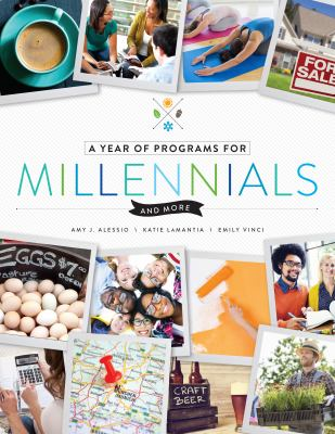 Cover image for A year of programs for millennials and more