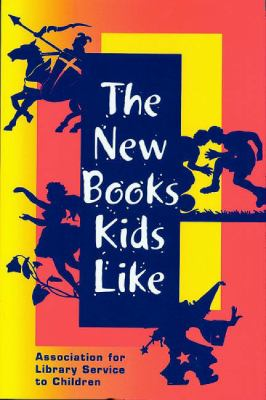 Cover image for The new books kids like